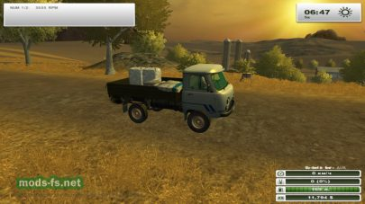 УАЗ для Farming Simulator 2013