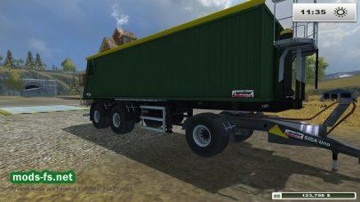 МодKroeger Agroliner SMK 34