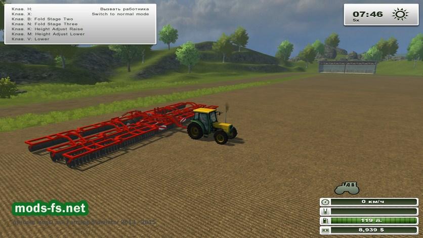 скачать моды для Farming Simulator 2015 реальное время - фото 3