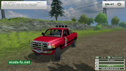 Мод Dodge Ram Full v 1.0