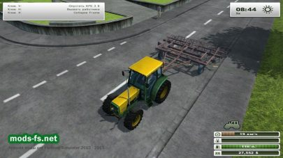 Культиватор для игры Фермер 2013