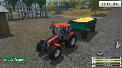 Мод прицепа ОДАЗ для Farming Simulator 2013