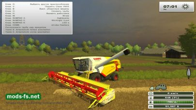 Мод Tucano 440_NEW_PACK для Farming Simulator 2013