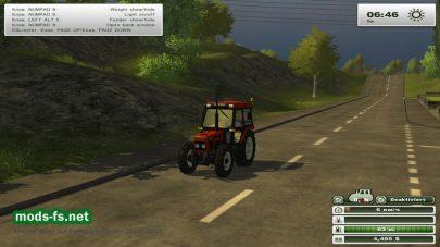 Трактор Zetor 7340 turbo