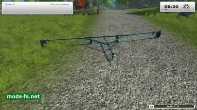Сцепка для Farming Simulator 2013