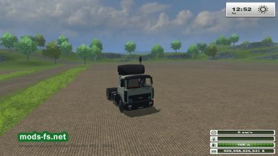 Мод МАЗ для Farming Simulator 2013