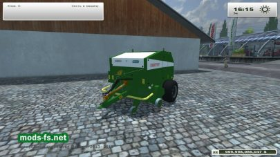 Тюковальщик для Farming Simulator 2013
