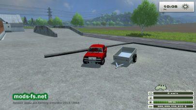 Жигуль 2107 для Farming Simulator 2013