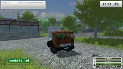 КАЗ 608 для Farming Simulator 2013