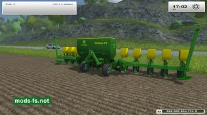 John Deere MS612 Multi Seeder для FS2013