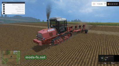 Гусеничный трактор для Фермер Симулятор