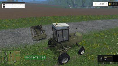 Самоходная косилка для Фермер Симулятор