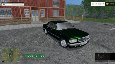 GAZ 3110 FS2015