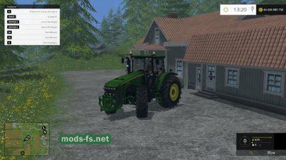 Трактора John Deere для Фермер Симулятор