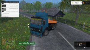 Тягач МАЗ-642208 для Фермер Симулятор