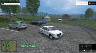 Mercedes Benz RUL