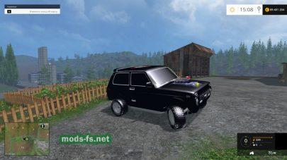 «Нива» ВАЗ 2121 для FS