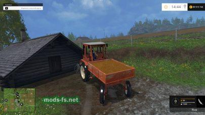 Трактор Т16М для Фермер Симулятор 2015
