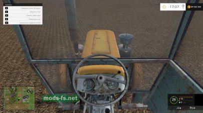 Мод трактора Ursus C-330