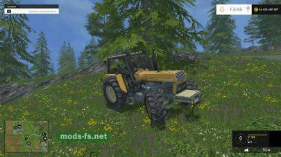 Трактор Ursus FS 2015