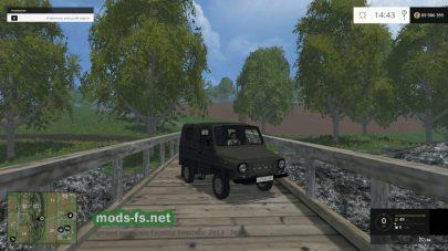 Мод автомобиля ЛуАЗ-969М «Волынь»