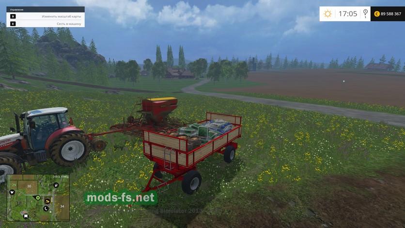 скачать моды на фермер симулятор 2015 на семена - фото 4