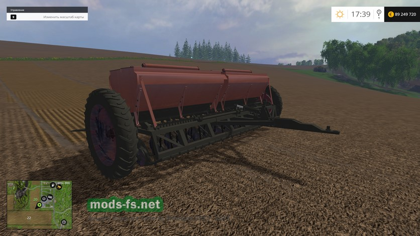скачать моды для Farming Simulator 2015 сеялки кукурузы - фото 8