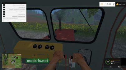 Гусеничный трактор Т-4 для Фермер Симулятор