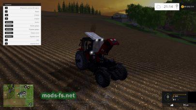 Трактор МТЗ-1220.3 для Фермер Симулятор