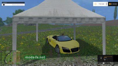 Мод Audi R8 V10