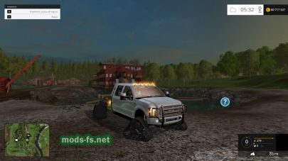 F350 Ford Diesel Tracked