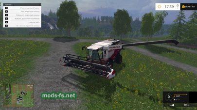 Белорусский комбайн для Фермер Симулятор