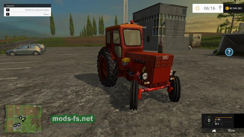 скачать мод на трактор т 40 для игры фермер симулятор 2015 - фото 9
