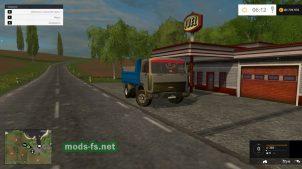 MAZ-5551 Truck