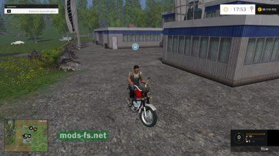 Мотоцикл для Фермер Симулятор