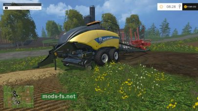 New Holland Harvest Pack