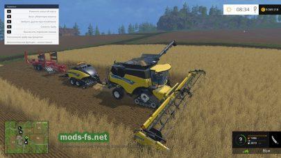 New Holland CR 10.90