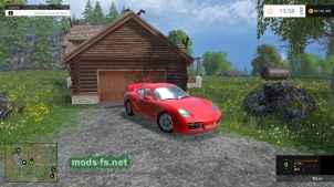 Мод Porsche Cayman