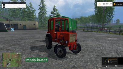 Т-25А для Фермер Симулятор 2015