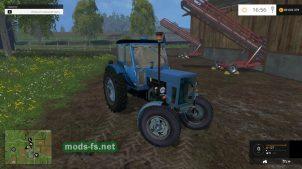 Мод МТЗ-50 для Фермер Симулятор
