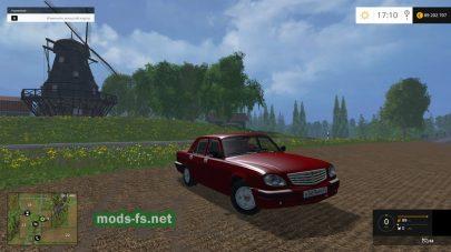 Мод ГАЗ-31105