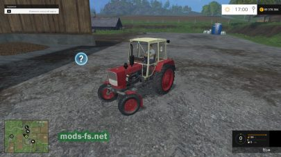 ЮМЗ для Farming Simulator 2015