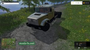 ЗИЛ-4331 для Farming Simulator 2015