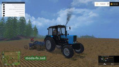Модификация трактора МТЗ 82