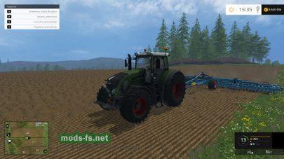 Трактор FENDT VARIO 933
