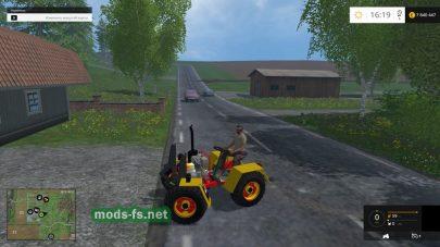 Landvogt X13 для FS 2015