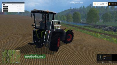 Большой трактор для Фермер Симулятор