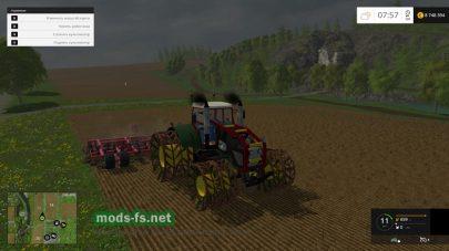 Мощный трактор для Фермер Симулятор