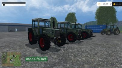Fendt Farmer 310 312 LSA