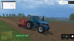 Трактор Ford для Фермер Симулятор